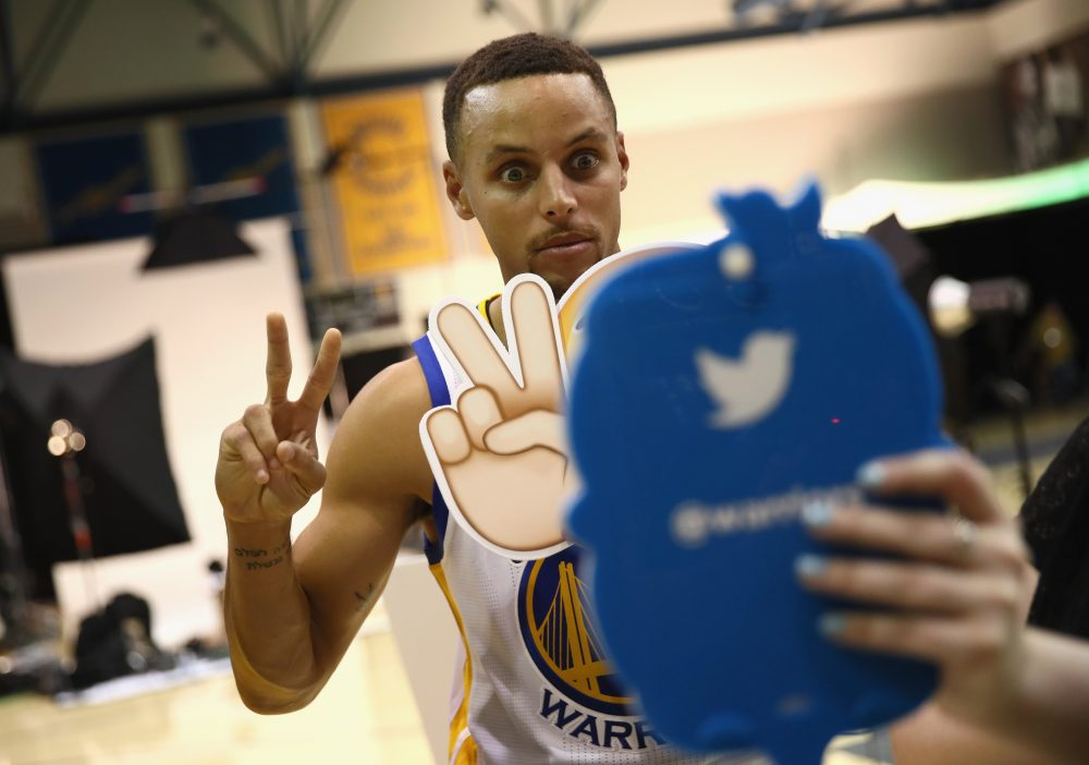 The NBA recently sent a memo to all 30 teams regarding conduct on social media sites like Twitter. (Ezra Shaw/Getty Images)