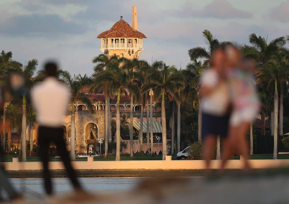 The Mar-a-Lago Resort is seen on Feb. 11, 2017 in West Palm Beach, Fla. (Joe Raedle/Getty Images)
