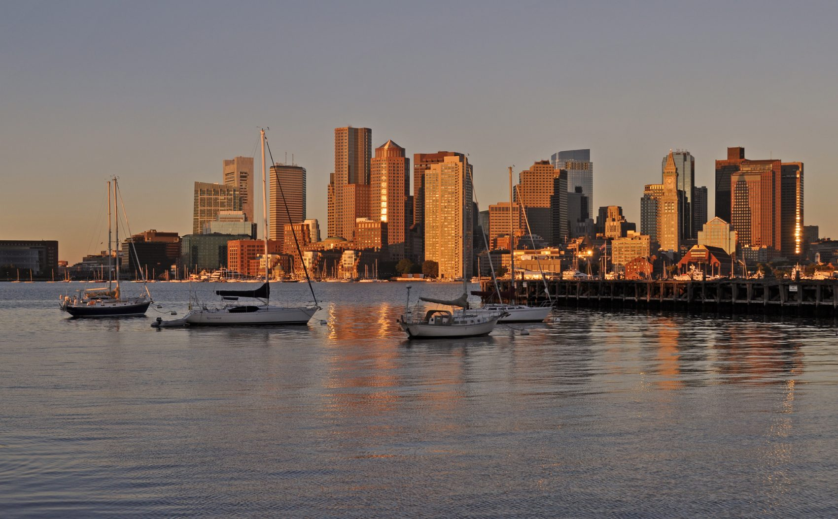 Massachusetts scored big points for its rankings in health care, education and the local economy. (Harshll Shah/Flickr)