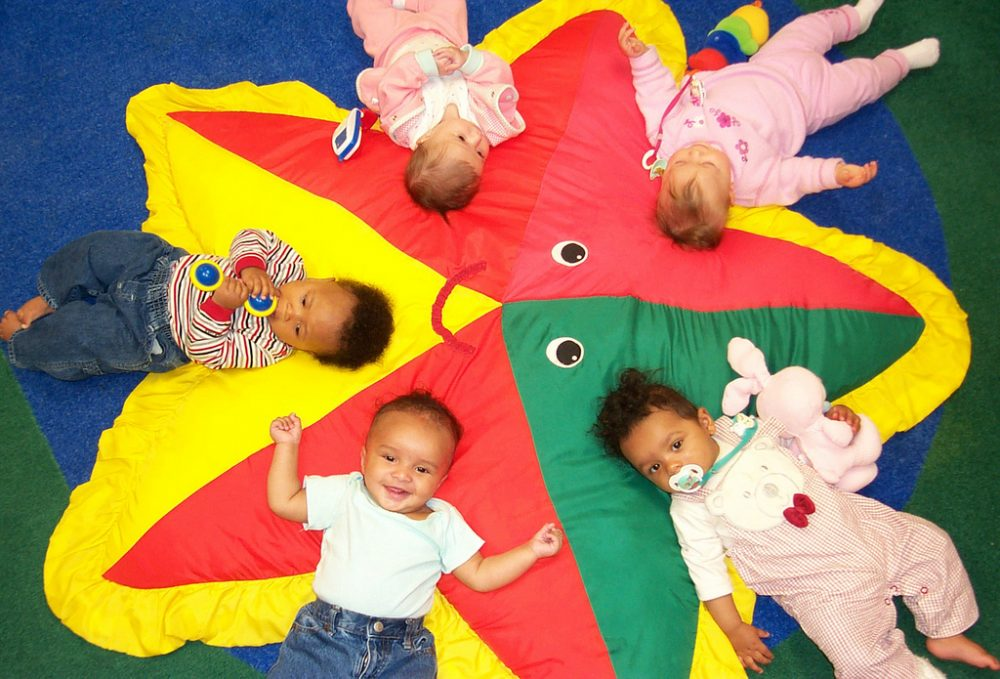 Children at day care. (U.S. Army/Flickr)