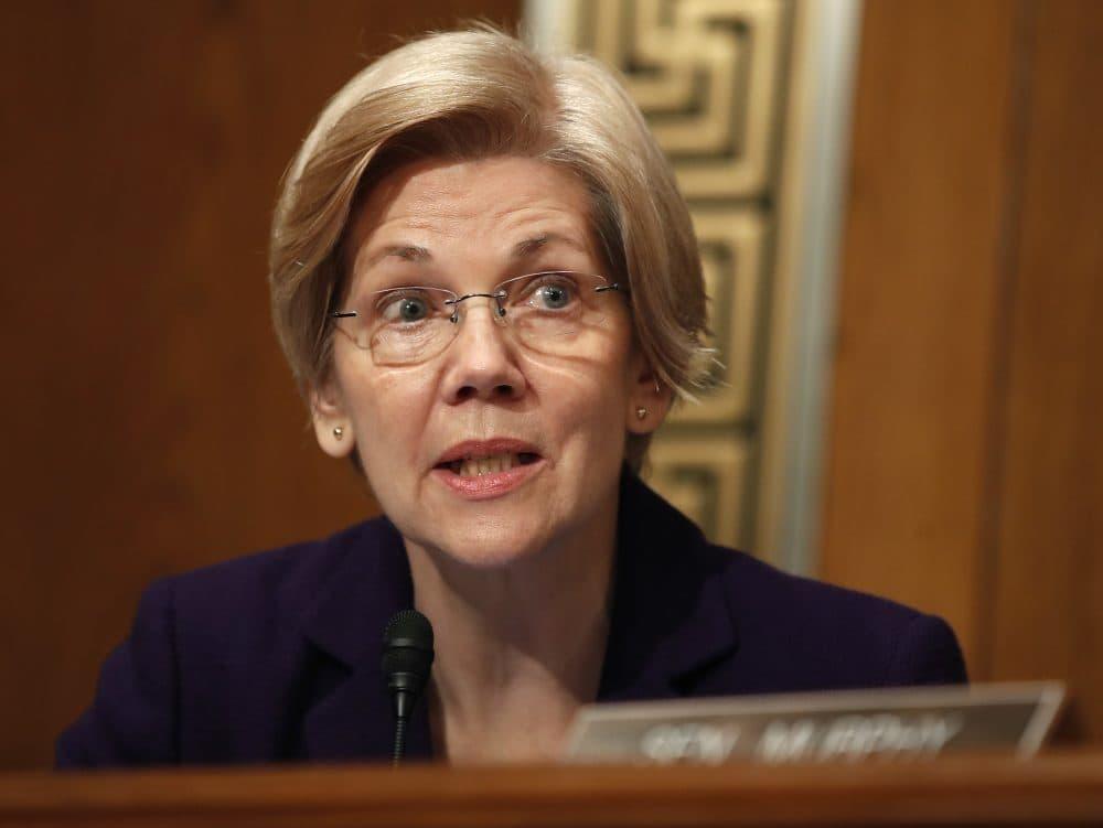 Sen. Elizabeth Warren. (Carolyn Kaster/AP)