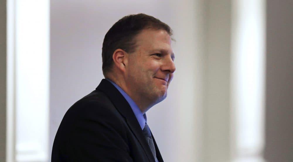 New Hampshire Gov. Chris Sununu (Charles Krupa/AP)