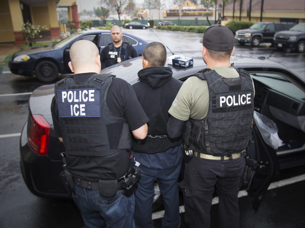 ICE Arrests Green Card Applicants In Lawrence, Signaling