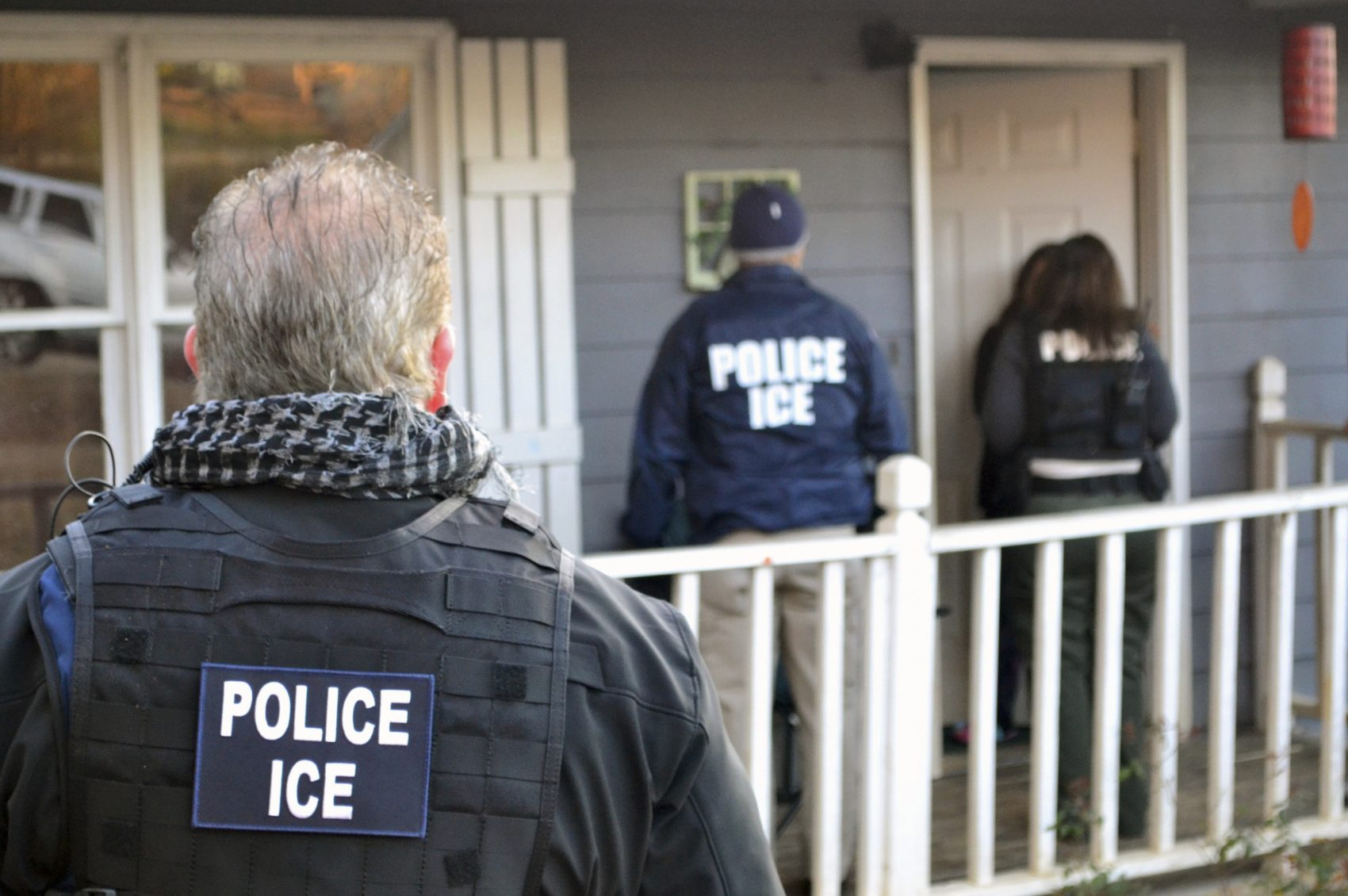 Image result for photos ice agents