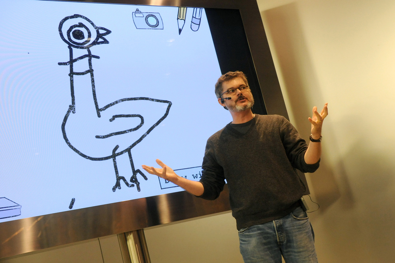 Image result for mo willems