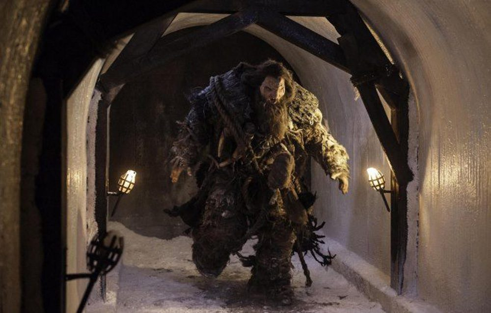 """Neil Fingleton as Mag the Mighty in HBO's """"Game of Thrones"""" (Courtesy Helen Sloan/HBO)"""
