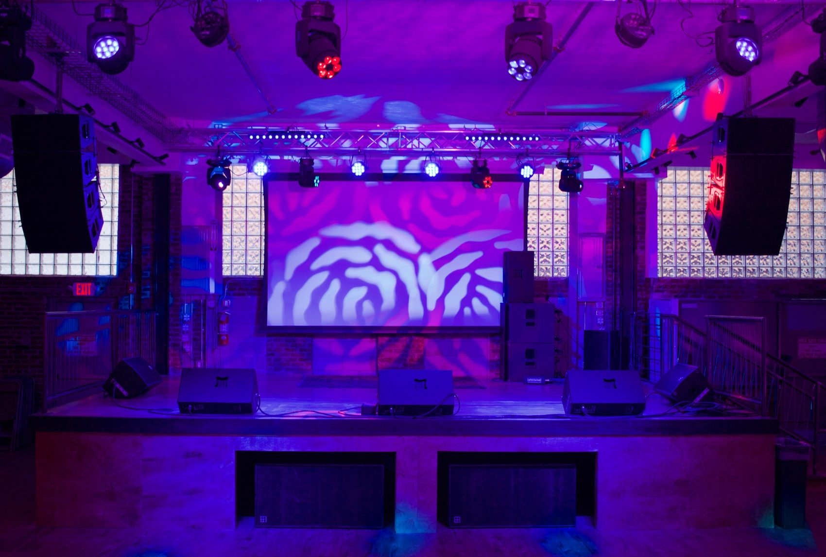 The new stage of Sonia, in the former home of T.T. the Bear's. (Courtesy Nikhil Walton)
