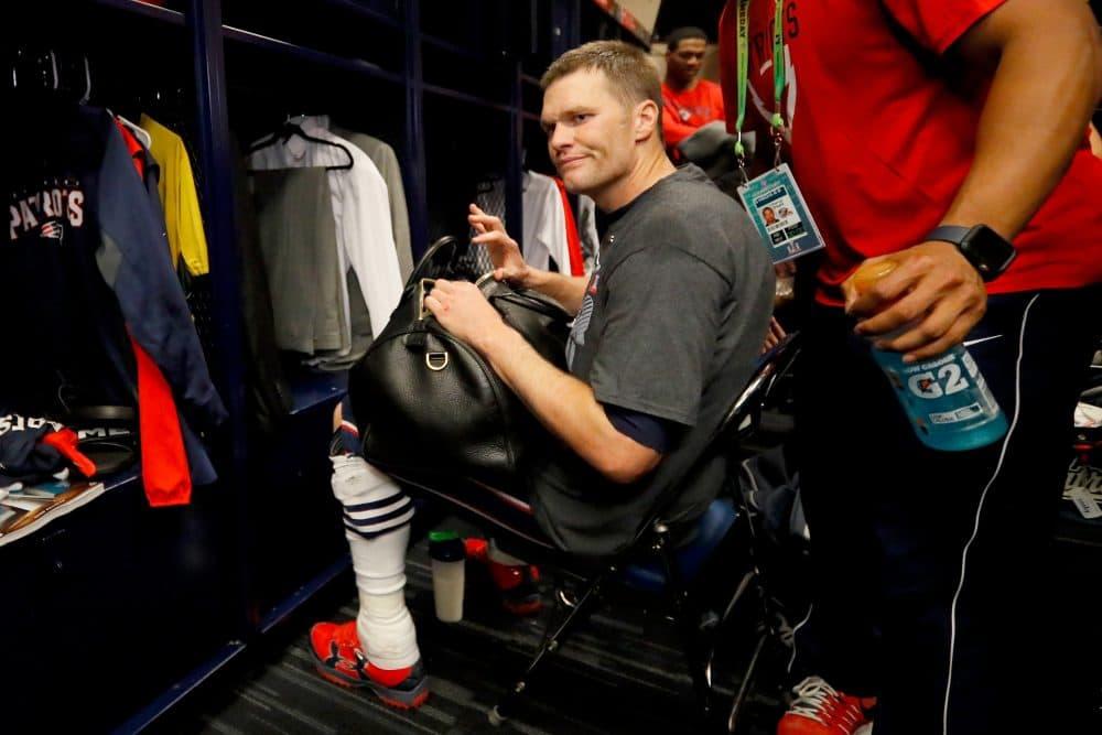 Tom Brady s jersey went missing following Super Bowl LI. (Kevin C. Cox  8f27c9749
