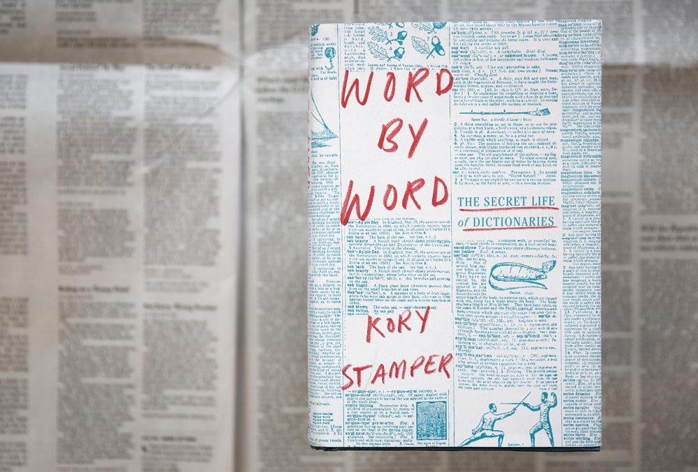 """""""Word by Word,"""" by Kory Stamper. (Robin Lubbock/WBUR)"""
