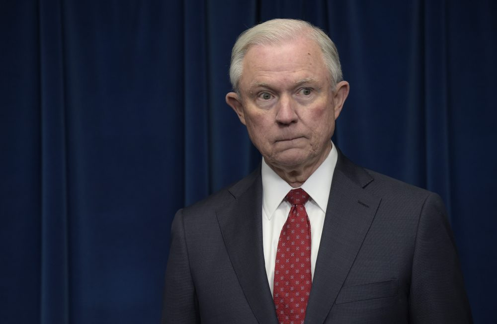 Attorney General Jeff Sessions (Susan Walsh/AP)