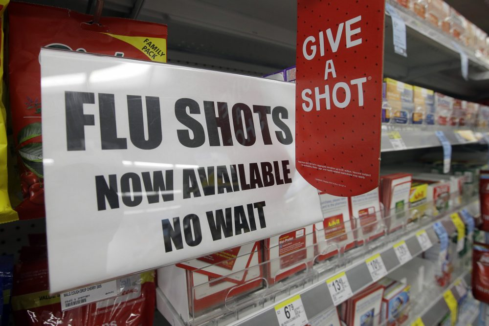 Health department says not too late for flu shot
