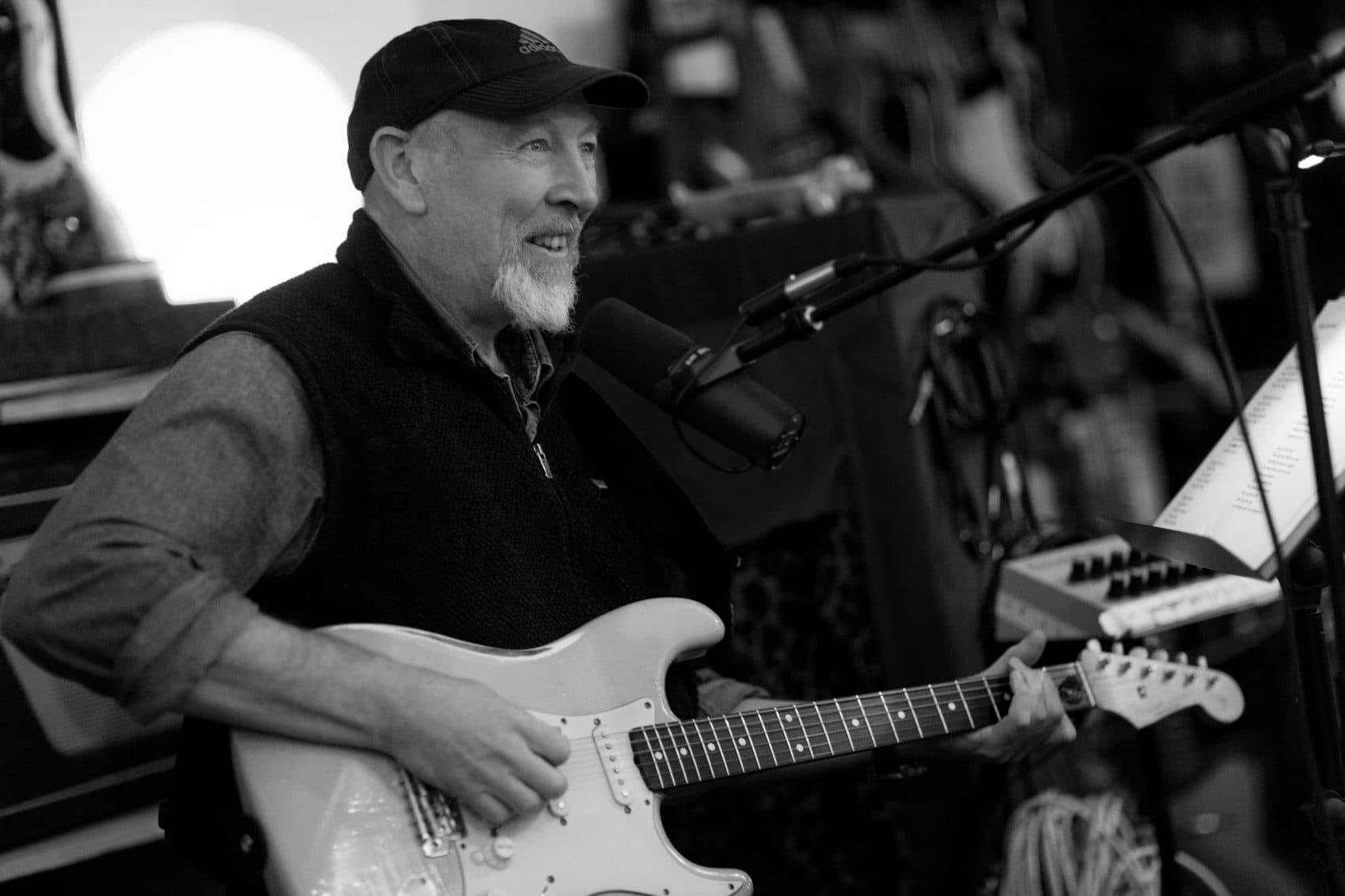 Musician Richard Thompson. (Courtesy Zoran Orlick)