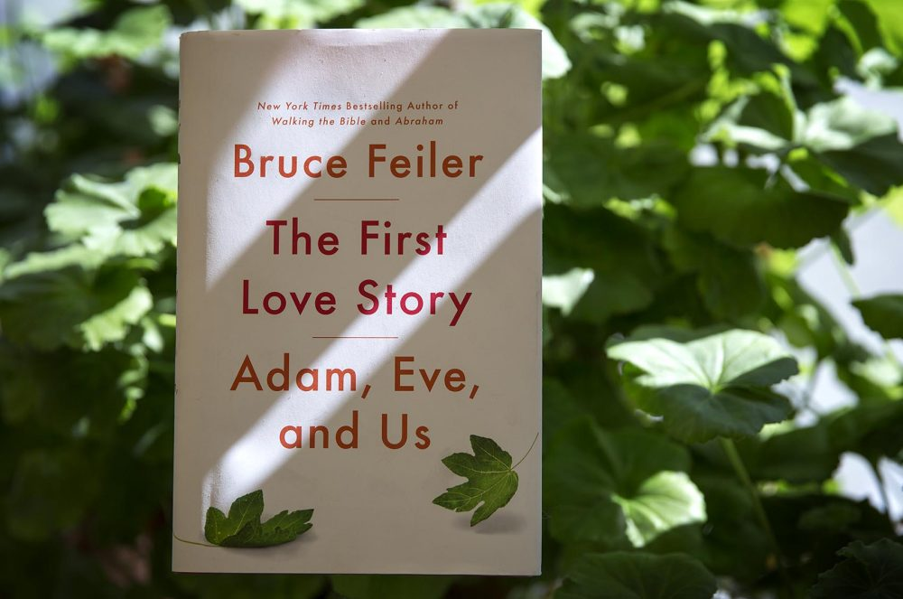 """The First Love Story,"" by Bruce Feiler. (Robin Lubbock/WBUR)"