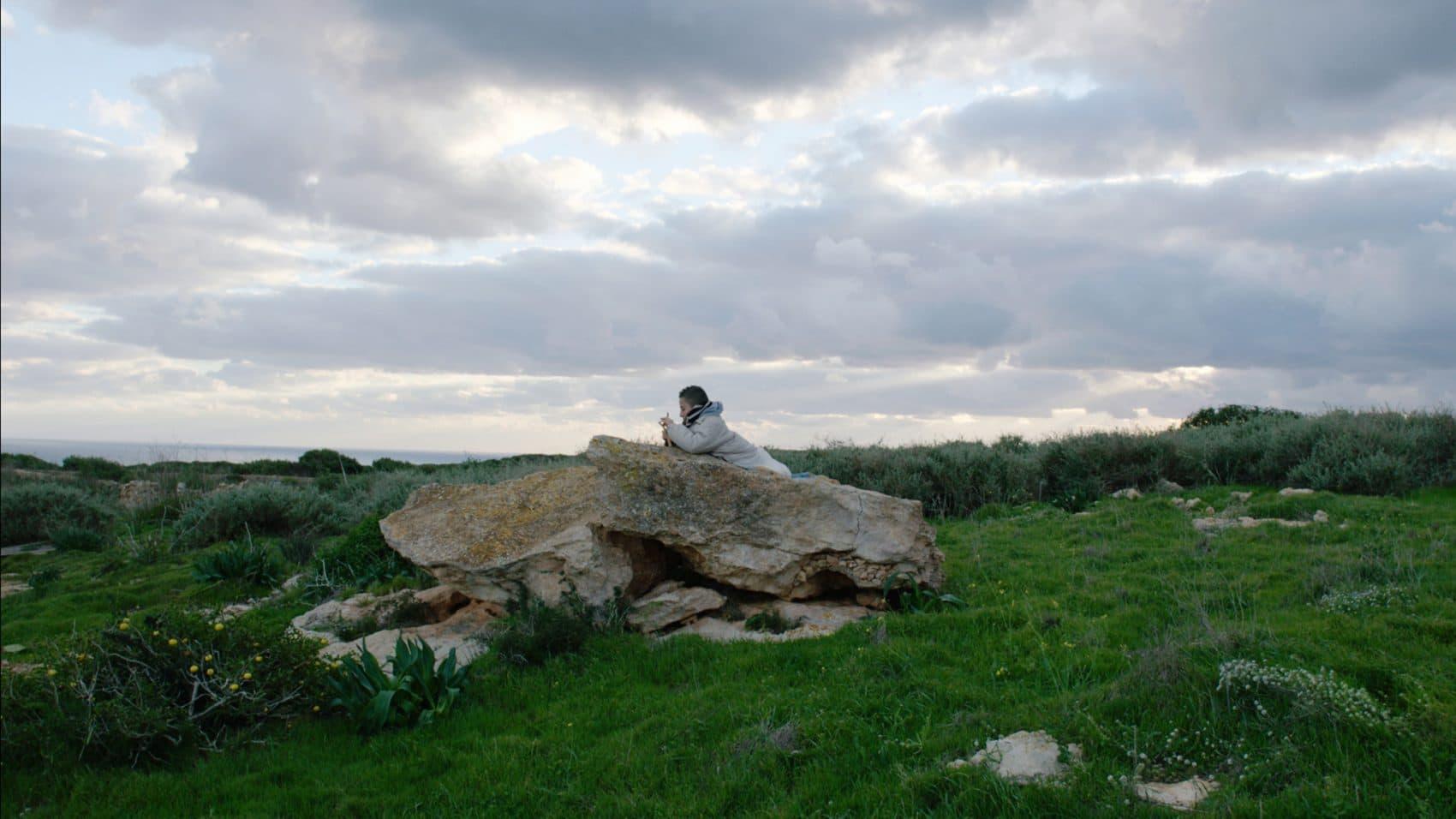 "Still from the documentary ""Fire at Sea."" (Courtesy Kino Lorber)"