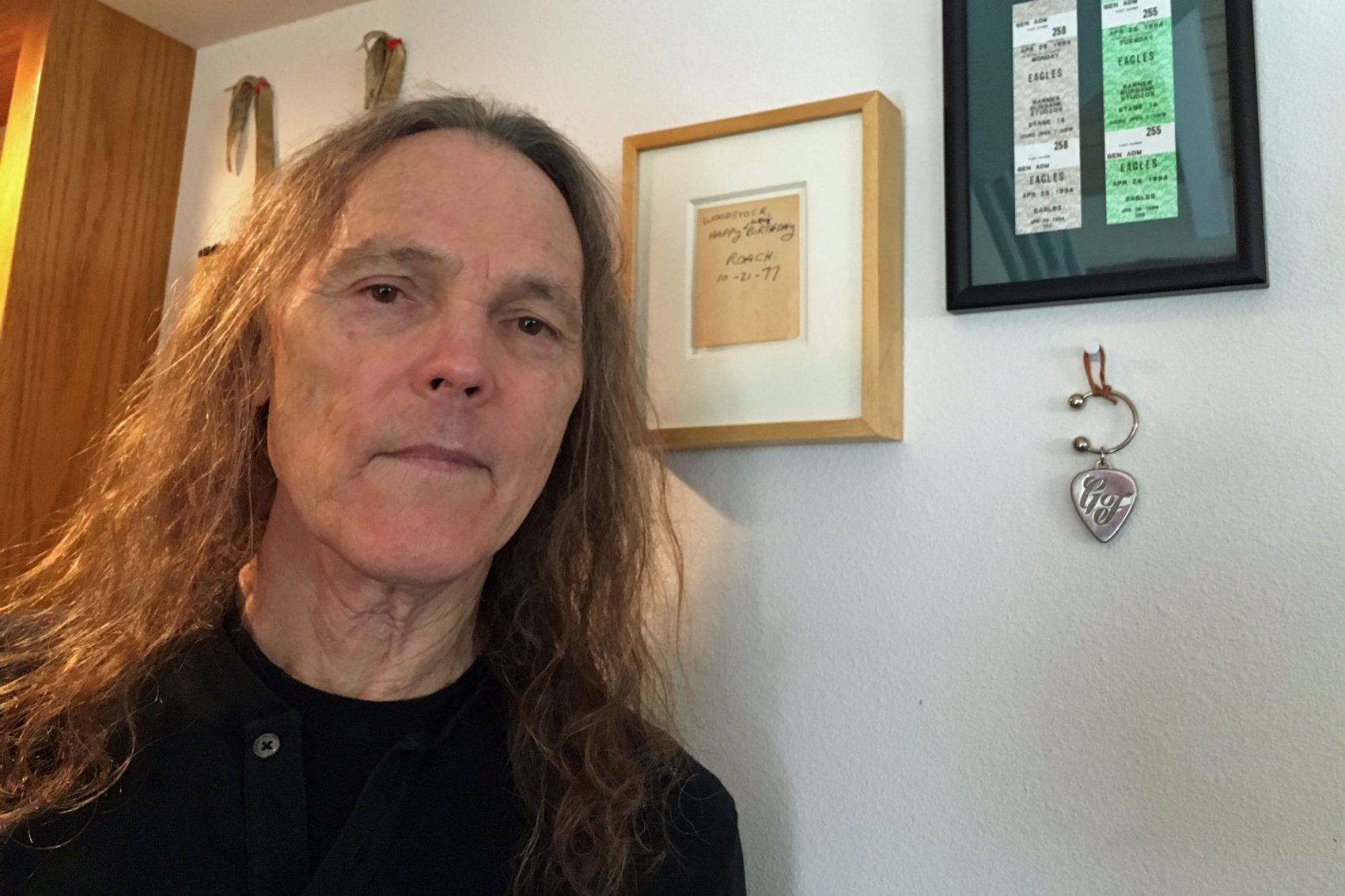 Timothy B  Schmit On Going Solo, The Eagles And His Life In Music