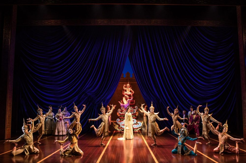 "The cast of ""The King and I."" (Courtesy Matthew Murphy)"