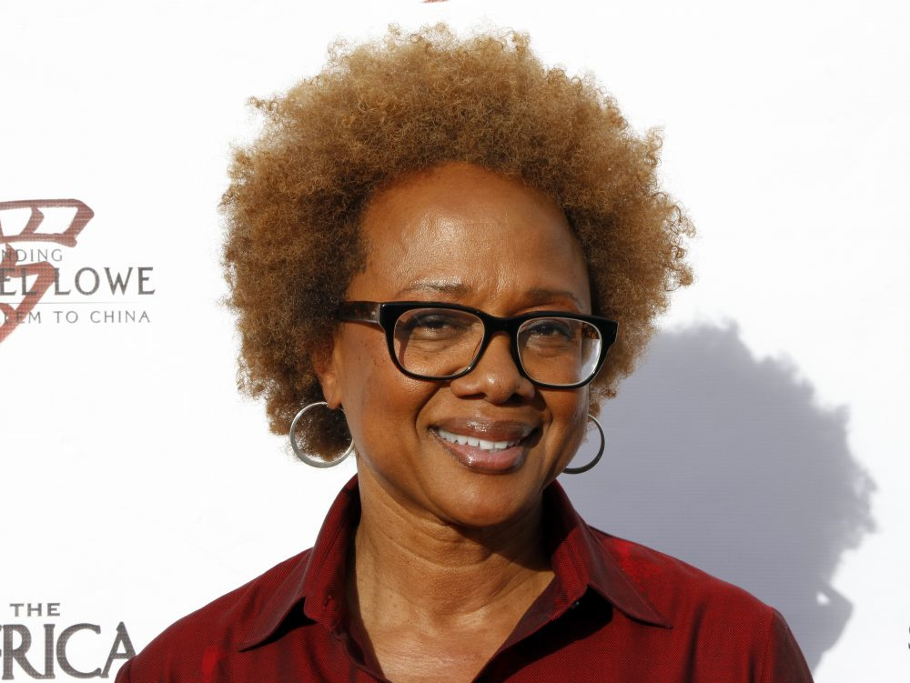 "Paula Williams Madison at a screening of ""Finding Samuel Lowe: From Harlem to China"" in 2014  in Los Angeles. (Arnold Turner/Invision for Panther PR/AP)"