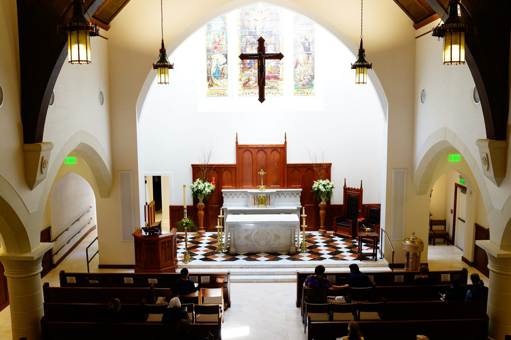 New Catholic Shrine Brings Old Memories Of Maritime South