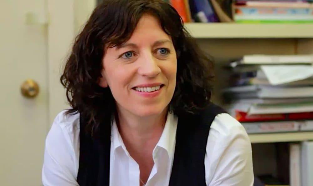 Jo Boaler in 2013. (Vicki Abeles/Wikimedia Commons)