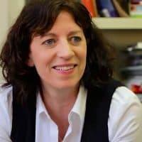 Dr. Jo Boaler in 2013. (Vicki Abeles/Wikimedia Commons)