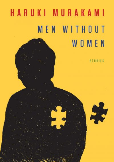 "The cover of Haruki Murakami's ""Men Without Women."" (Courtesy Alfred A. Knopf publishers)"