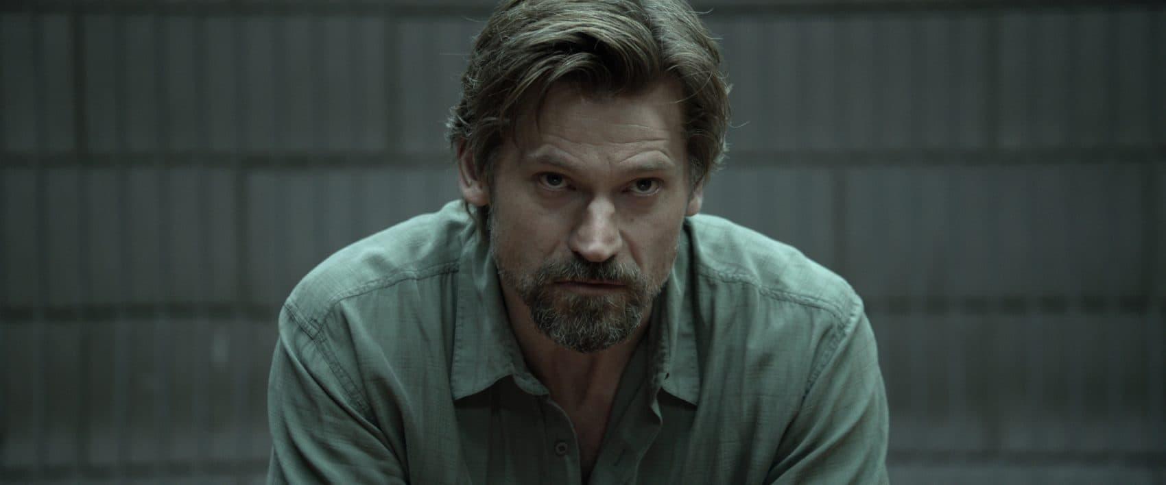 "Nikolaj Coster-Waldau stars as an ex-cop fresh out of prison in ""Small Crimes."" (Courtesy Netflix)"