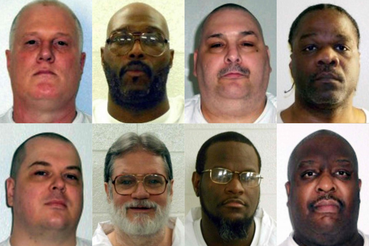 arkansas rushes death penalty for 7 inmates on point