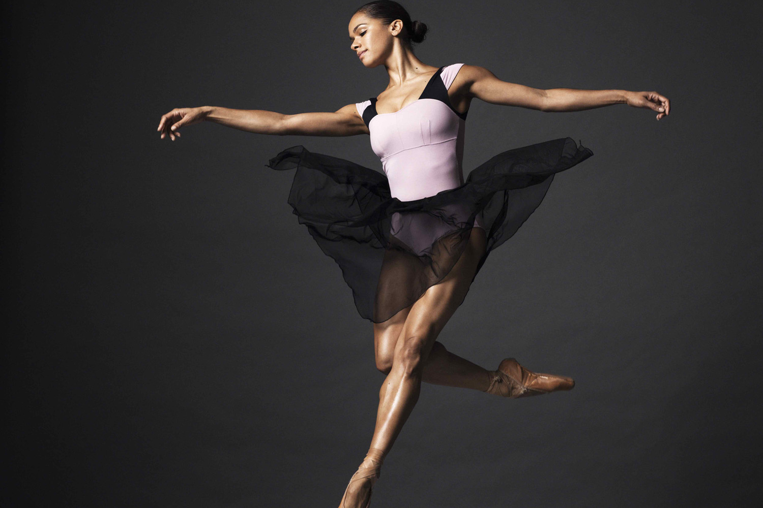 Misty Copeland Choreographs Her Own Way On Point