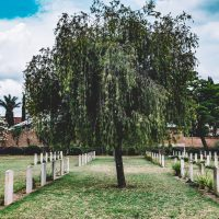 For Dr. John Loughnane, attending the funerals of his patients is a chance to breach the distance between doctors and families, and to embrace the person who has passed. (Ashim D'Silva/Unsplash)