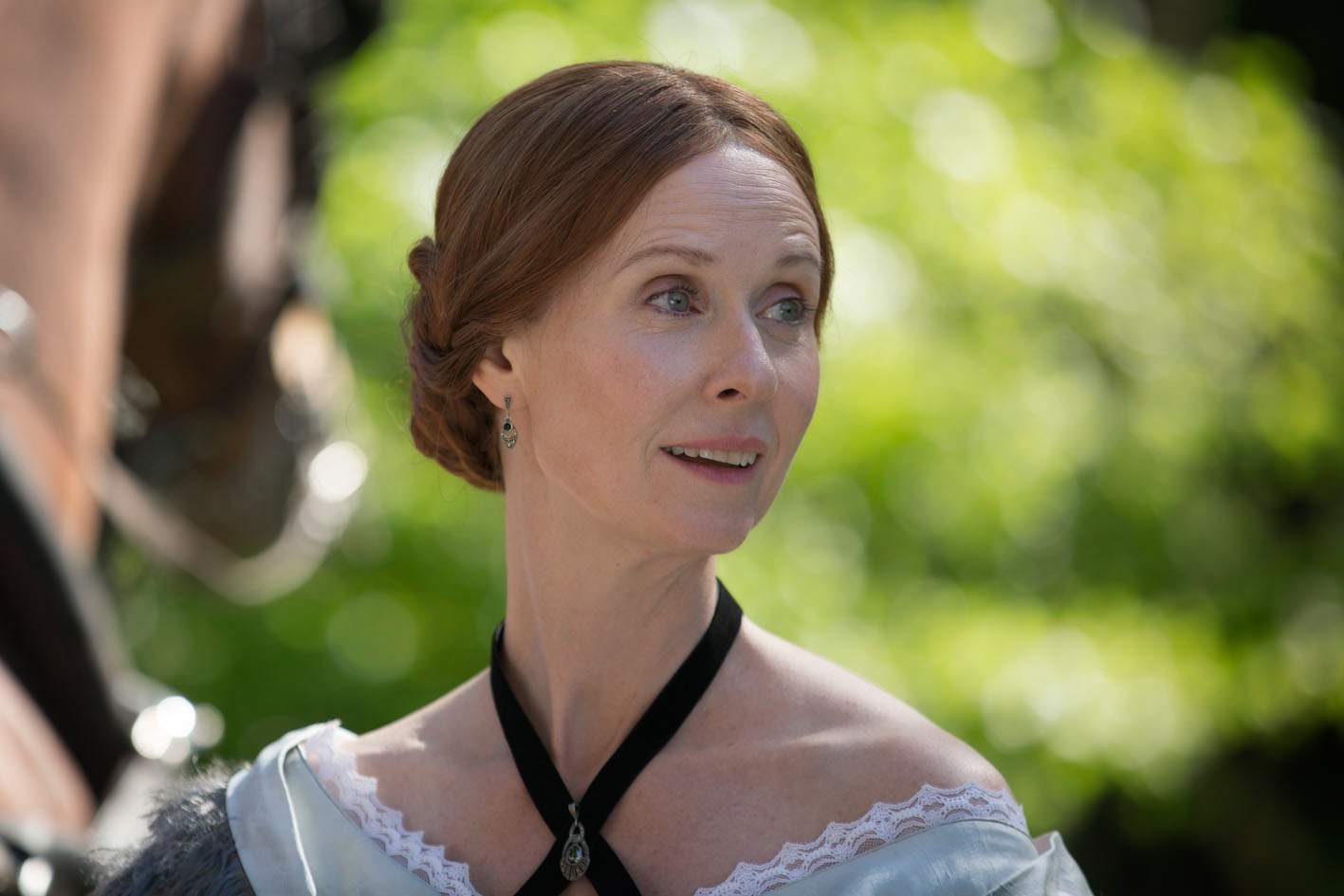 """Cynthia Nixon as Emily Dickinson in """"A Quiet Passion."""" (Courtesy Hurricane Films/Music Box Films)"""