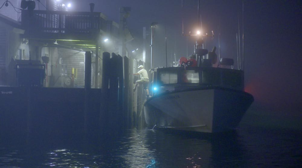 """A still from the new documentary """"Sacred Cod."""" (Courtesy)"""