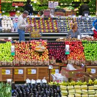 What price do we pay for fresh produce year-round? (Courtesy of Dean Hochman via Flickr)