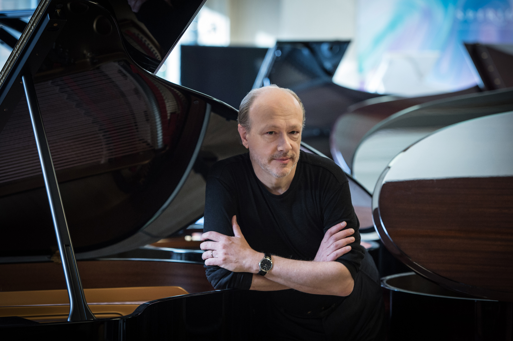 Pianist Marc-André Hamelin. (Courtesy Sim Canetty Clarke)