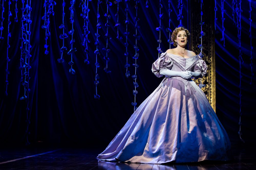 "Laura Michelle Kelly as Anna in Rodgers & Hammerstein's ""The King and I."" (Matthew Murphy)"