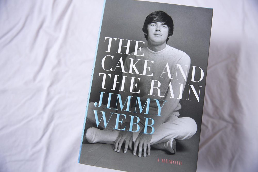 """""""The Cake and the Rain,"""" by Jimmy Webb. (Robin Lubbock/WBUR)"""
