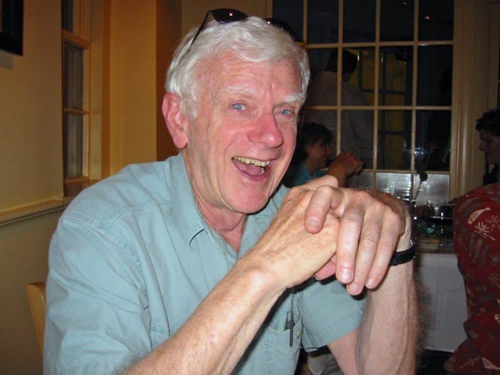 Dr. Robert Buxbaum (Courtesy Carl Buxbaum)