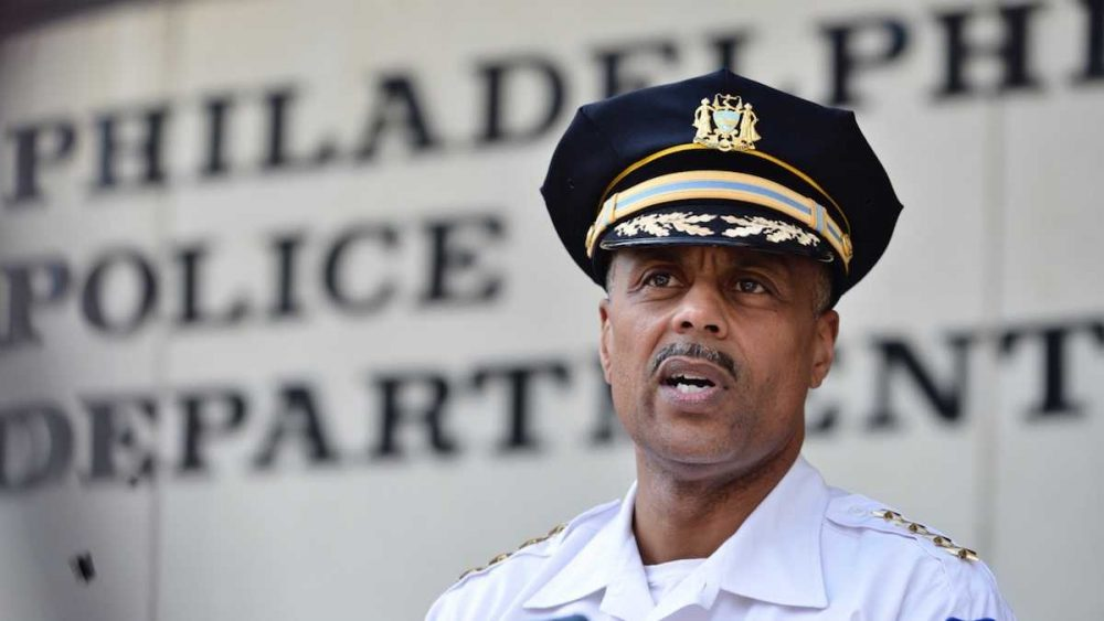 Philadelphia Police Commissioner Richard Ross said some of the new stop-and-frisk training and auditing that began in 2016 is starting to pay off, but he too said the department's work is far from over. (Bastiaan Slabbers for NewsWorks)