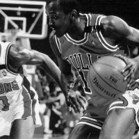 "Craig Hodges says that when he was release by the Chicago Bulls in 1992, ""everybody in the league knew it wasn't about [his] game."" (Robert Furnace)"