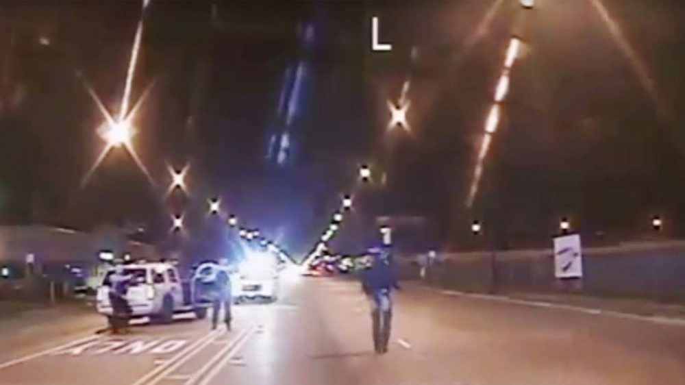 Shootings in Chicago surged after the release of the Laquan McDonald video. (WBEZ)