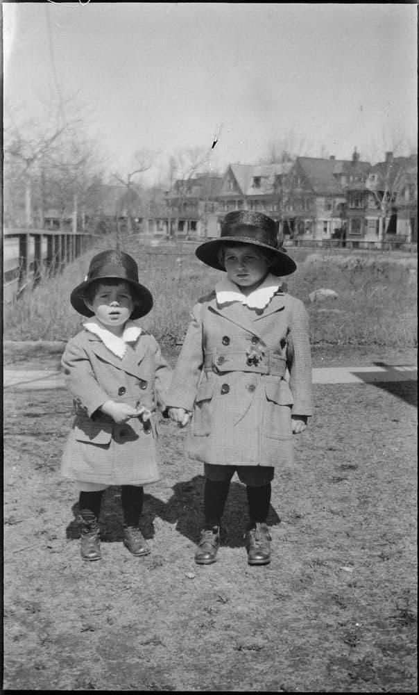 Image result for picture of kennedy children joe holding john's hand