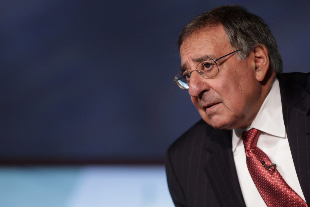 Leon Panetta, former defense secretary and director of the Central Intelligence Agency, in 2014. (Chip Somodevilla/Getty Images)