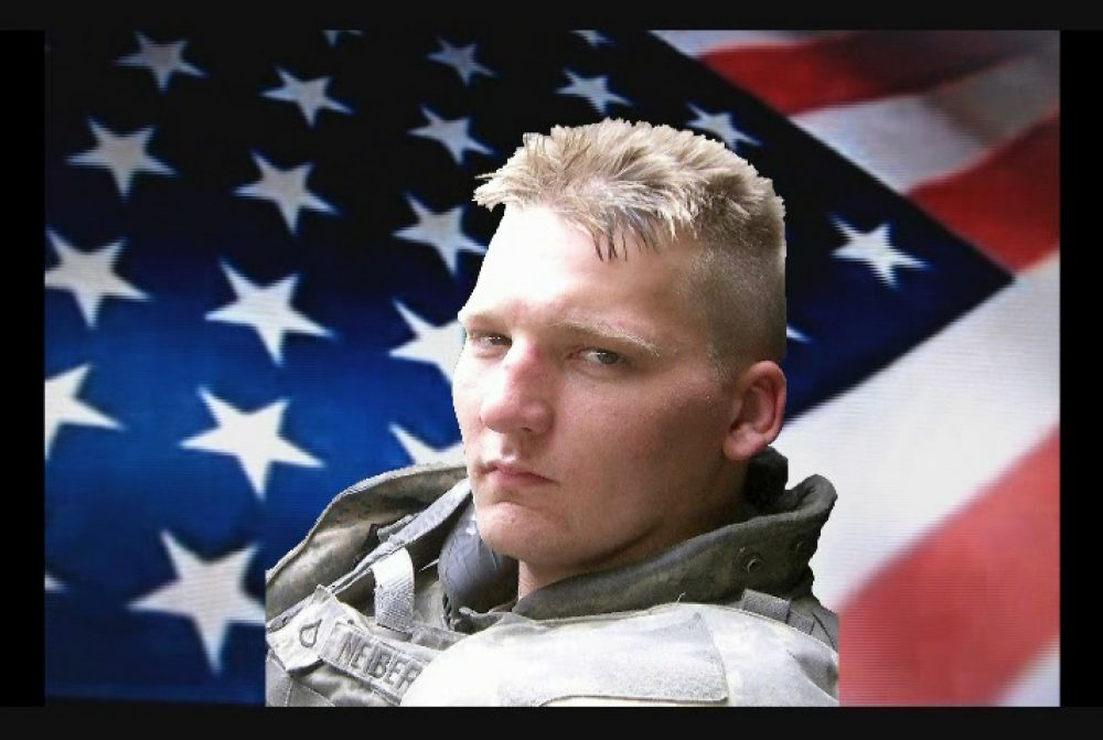 U.S. Army Spc. Christopher Neiberger, who was killed in Iraq in 2007. (Courtesy Ami Neiberger-Miller)