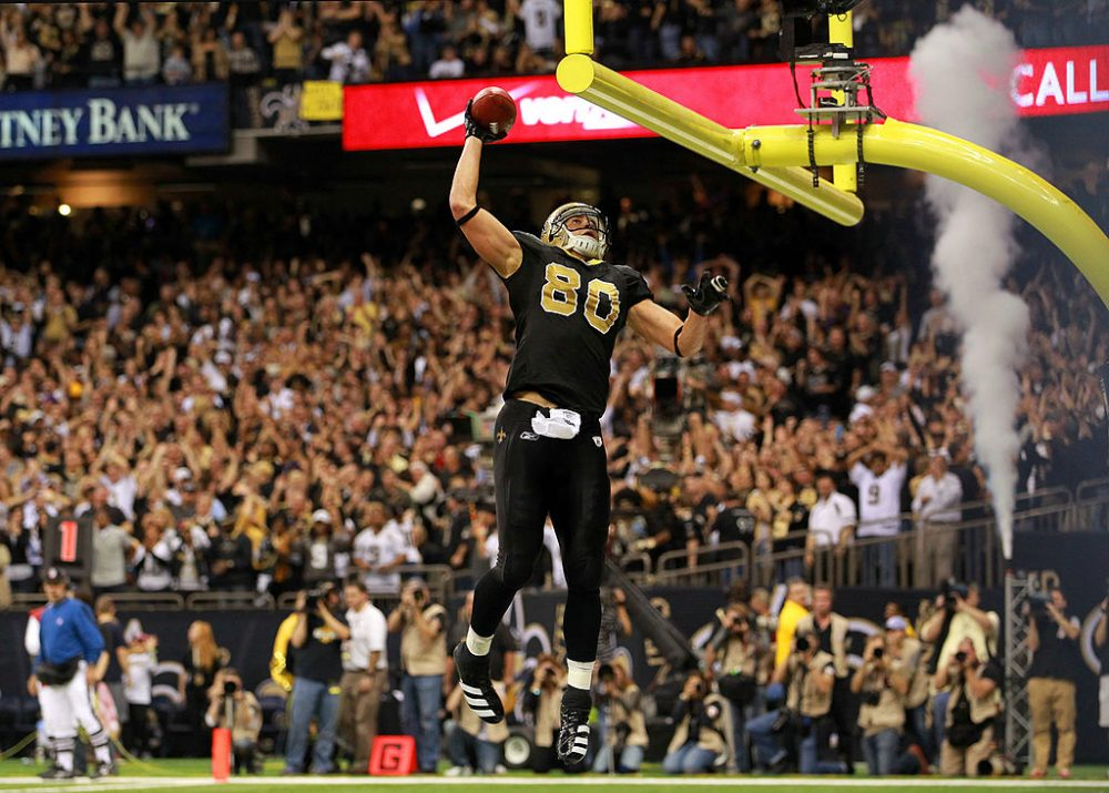 The NFL has some new rules for celebrations.  (Ronald Martinez/Getty Images)