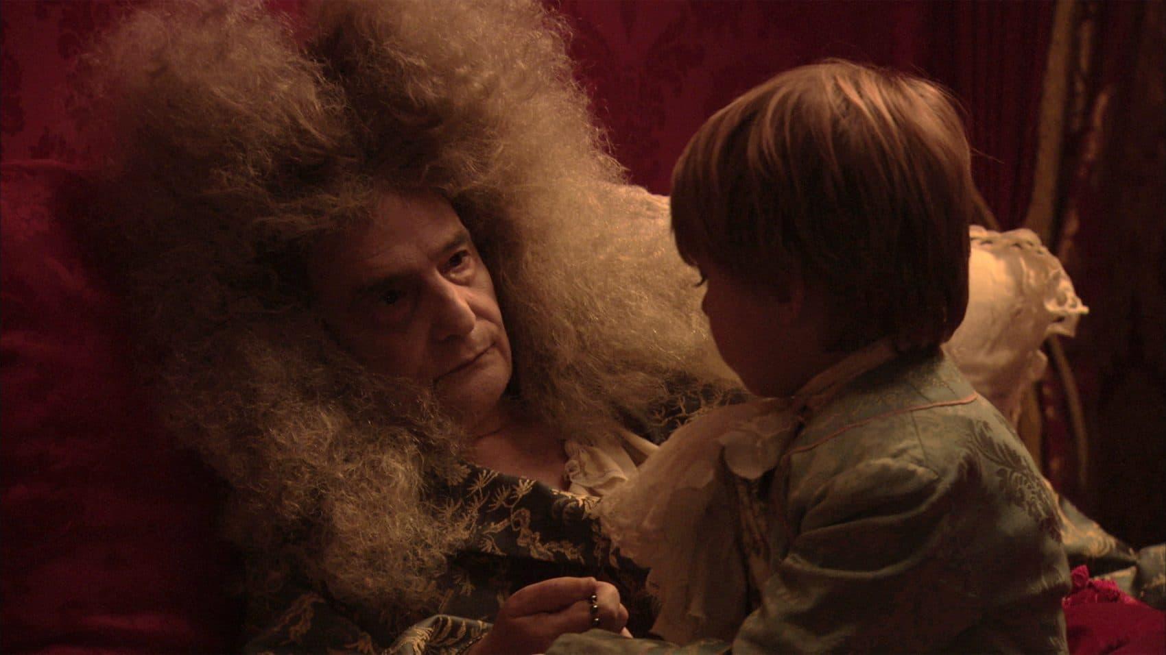 """Jean-Pierre Léaud as King Louis XIV in Albert Serra's """"The Death of Louis XIV."""" (Courtesy Cinema Guild)"""