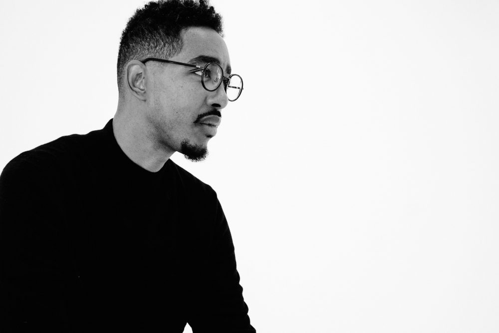 """Oddisee says his latest album, """"The Iceberg,"""" features more political overtones than his earlier work. (Courtesy)"""