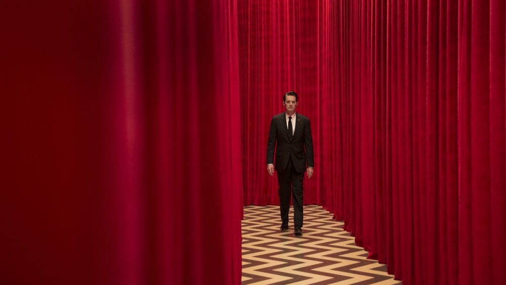 """Kyle MacLachlan as Agent Cooper in the new season of """"Twin Peaks."""" (Courtesy Suzanne Tenner/Showtime)"""