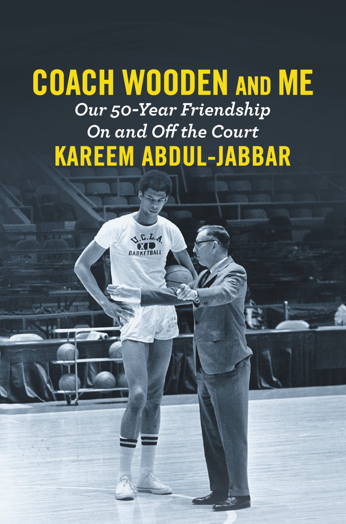 50 Years Of Coach Wooden And Kareem Through Racism Olympic