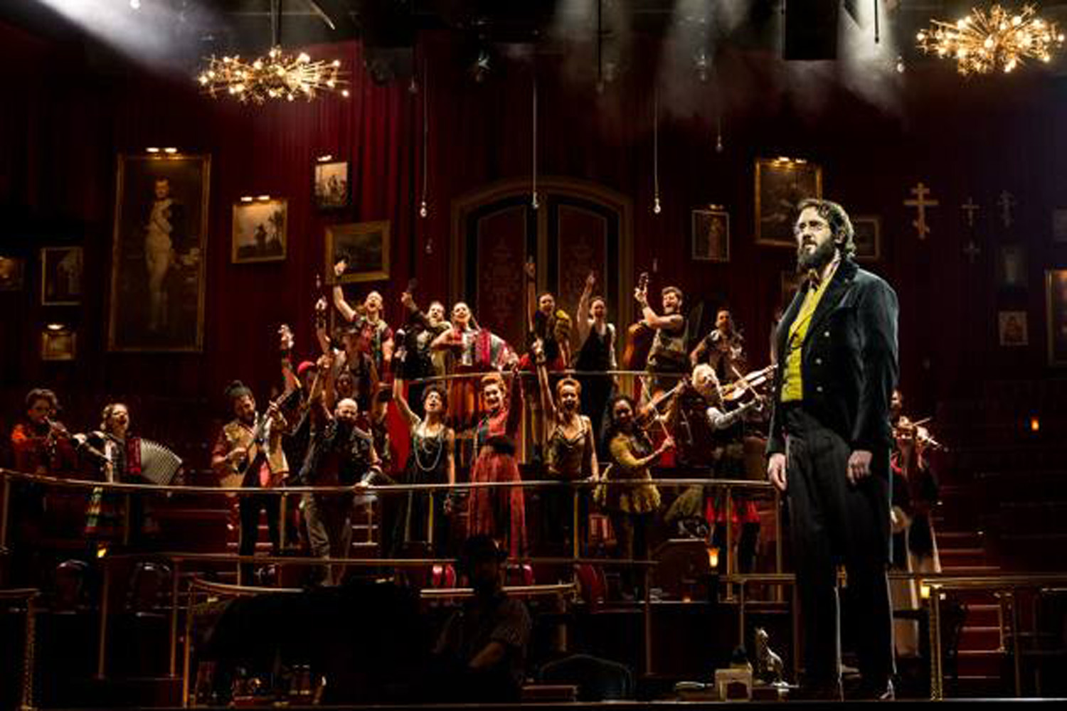 How 'War and Peace' Became A Broadway Musical Smash | On Point
