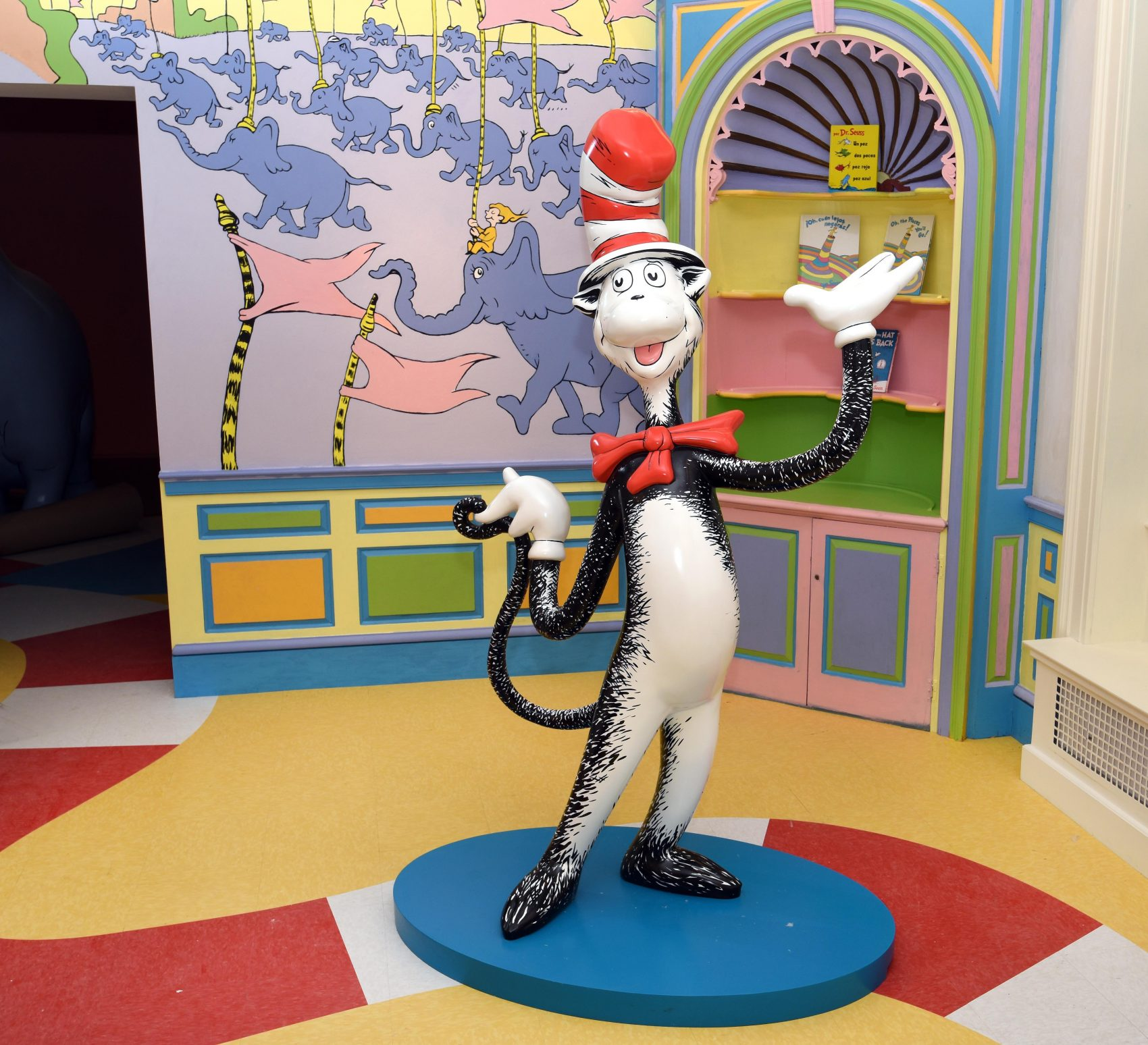 At Springfields New Dr Seuss Museum A Perfect Tribute To The
