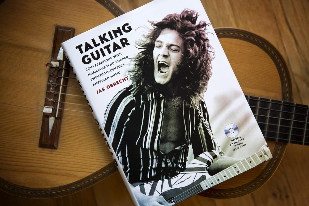 Talking Guitar Offers Front Row Seat To Conversations With Rock